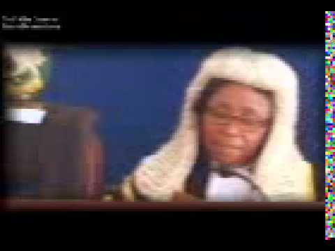 Valedictory Service for Hon. Justice O.A Shogbola