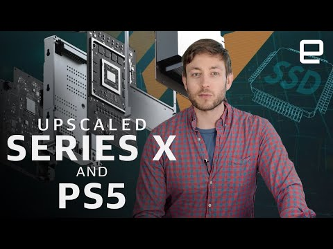 The Series X and PS5 are all about crazy fast storage | Upscaled