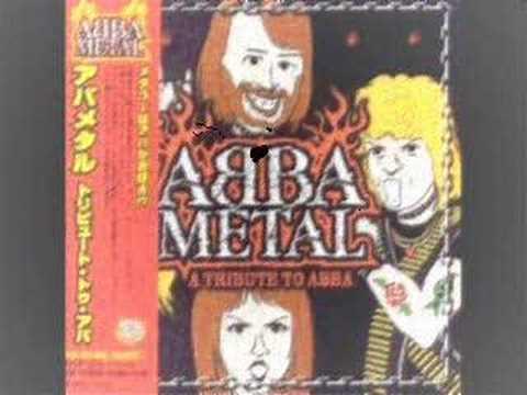 ABBA Metal - Glow - Dancing Queen