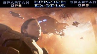 HALO 4: SPARTAN OPS | Episode #10: Exodus | Halo The Master Chief Collection (DE)