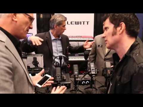 Warren Huart interviewes LEWITT's Head of Sales about DGT Series