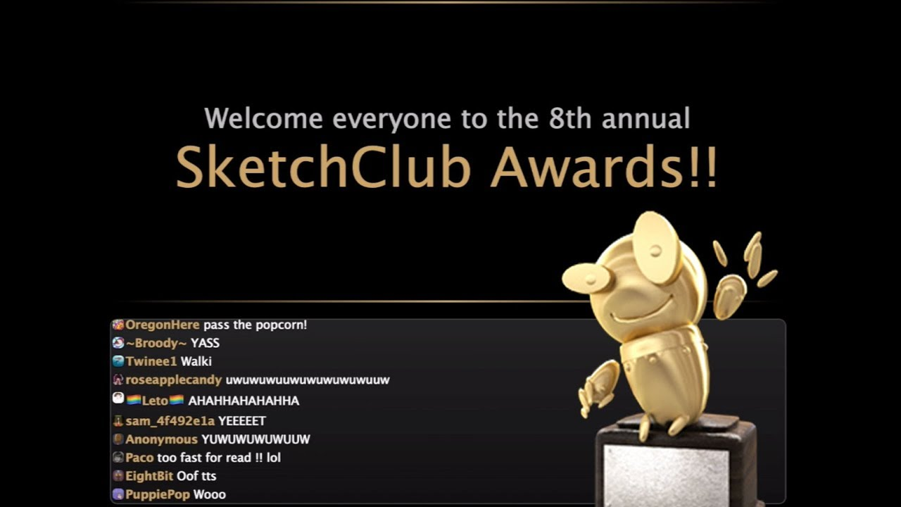 Sketchclub Awards