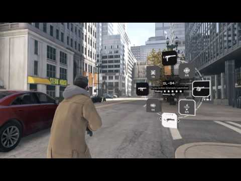 Sentenced With Death  (Watch Dogs)