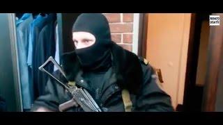 Обыск в кабинете Ренато Усатого (13 дек. 2014 г.)
