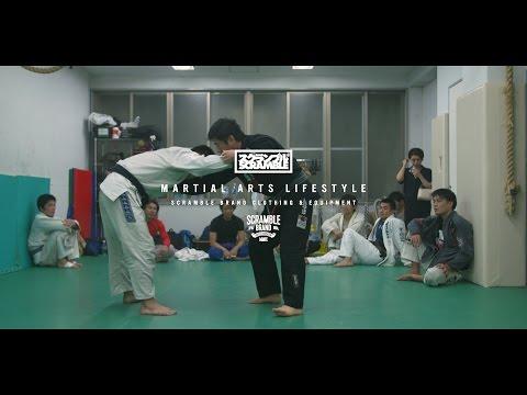 Scramble Brand - Martial Arts Lifestyle - Tokyo 2016 / Rikako Yuasa