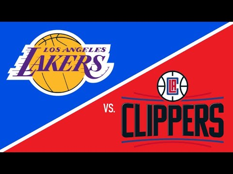 NBA 2K19 - Los Angeles Lakers vs Los Angeles Clippers - Full Gameplay
