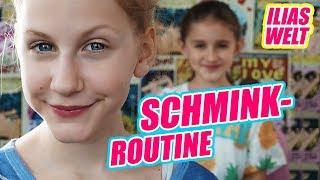 ILIAS WELT - Schmink-Routine