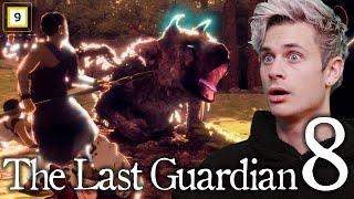 HVA GJØR DE MED TRICO?!? EP 8 The Last Guardian (SISTE EPISODE)