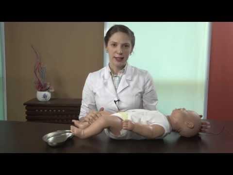Как помочь ребенку при температуре