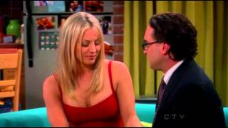 Penny from Big Bang Theory looking totally hot