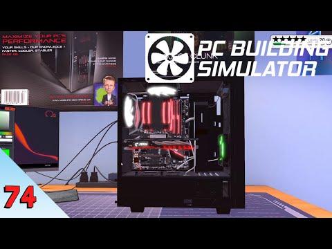 Santa Wants a New PC!! PC Building Simulator   Episode 74  