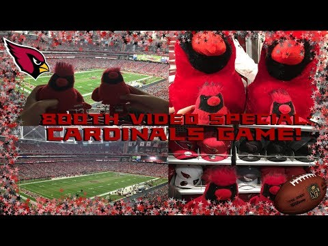 (800th Video Special!!) Carson and Fitz's First Cardinals Game!