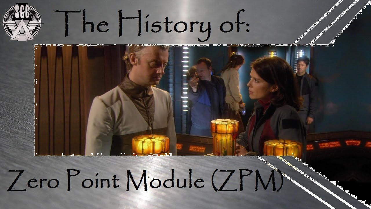 Download The History of: the Zero Point Module (ZPM)  (SGA & SG1)
