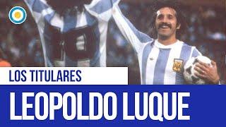 Los titulares: En primera persona Leopoldo Luque