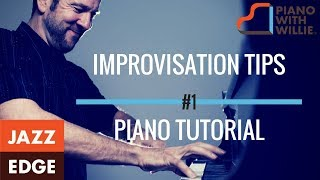 Learn to Play Piano at Home: Improvisation Tips #1 - Have You Met Miss Jones - Introduction