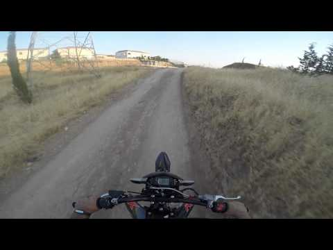 Recherche : Dirt bike ride mx 125 test