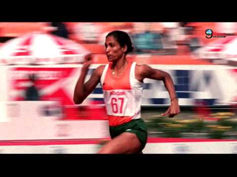 The Flying Angel PT Usha Angry with Mismanagement in Glasgow Commonwealth Game