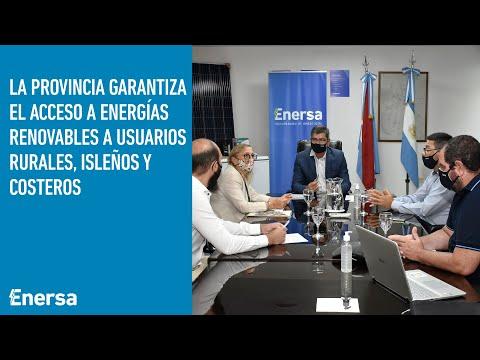 Garantizan acceso a energías renovables a usuarios rurales, isleños y costeros