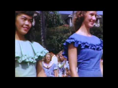 Hawaii in 1947 Part 2