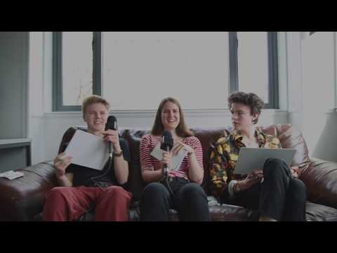NEW HOPE CLUB Interview - The Road to Shepherds Bush Mp3