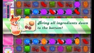 Candy Crush Saga Level 1274 walkthrough (no boosters)