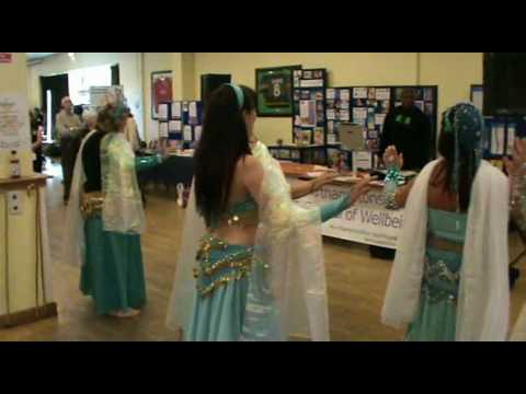 Egyptian Belly Dancing to Simarik by Tarkan