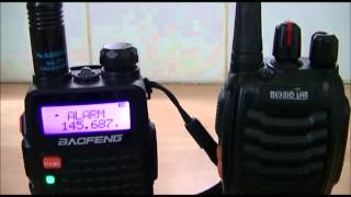 Baofeng UV5r - The 3 Alarm modes(I was asked to make this video about the alarm modes on the Baofeng.Using an H-777 to receive any transmissions.Any questions please feel free to ask...if i ..., 2013-03-22T15:50:51.000Z)