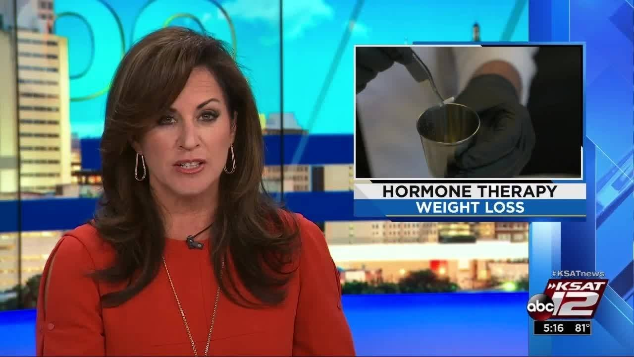 Video Hormone Therapy And Weight Loss Youtube