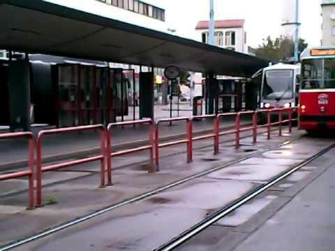 Straßenbahn Linie 25 31 Floridsdorf in Wien