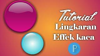 Pixellab trick&tutorial(cara membuat shapes lingkaran berkilau)