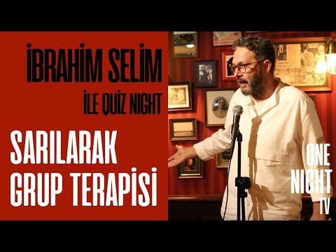 İbrahim Selim İle Quiz Night - 5 (Bölüm 3) – Sarılarak Grup Terapisi