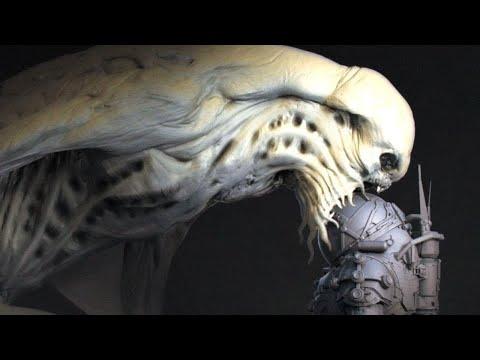 Underwater (2020) Film Explained in Hindi/Urdu   Underwater Sea Monster Summarized हिन्दी