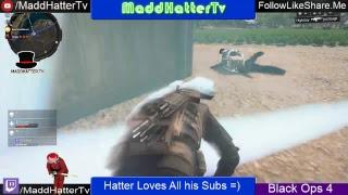 Madd Hatter Live Stream