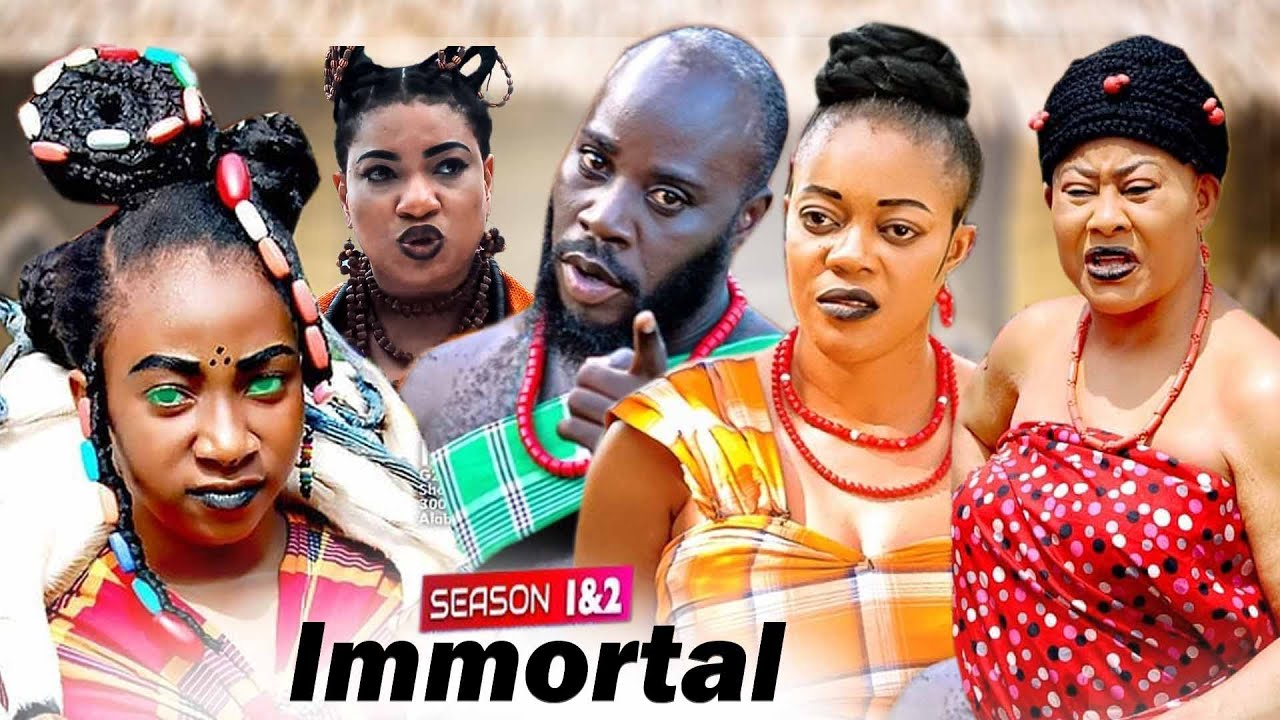 Download IMMORTAL Complete 1&2 (New Epic Movie) 2021 LATEST NIGERIAN MOVIE/ LATEST NOLLYWOOD VILLAGE MOVIE