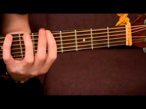 The White Stripes Seven Nation Army Guitar lead Chords Acoustic Tutorial