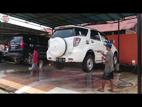 Daihatsu Terios Cuci Mobil