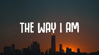 MOTI, Mangoo - The Way I Am (Lyrics)