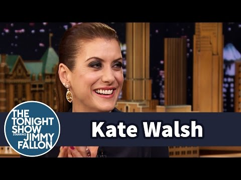 Kate Walsh Was Tossed from a Boat Whitewater Rafting