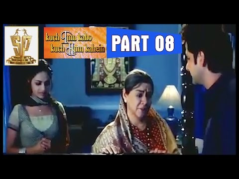 Kuch Tum Kaho Kuch Hum Kahein Full Length Movie Parts : 08/13 ll Fardeen Khan, Richa Pallod