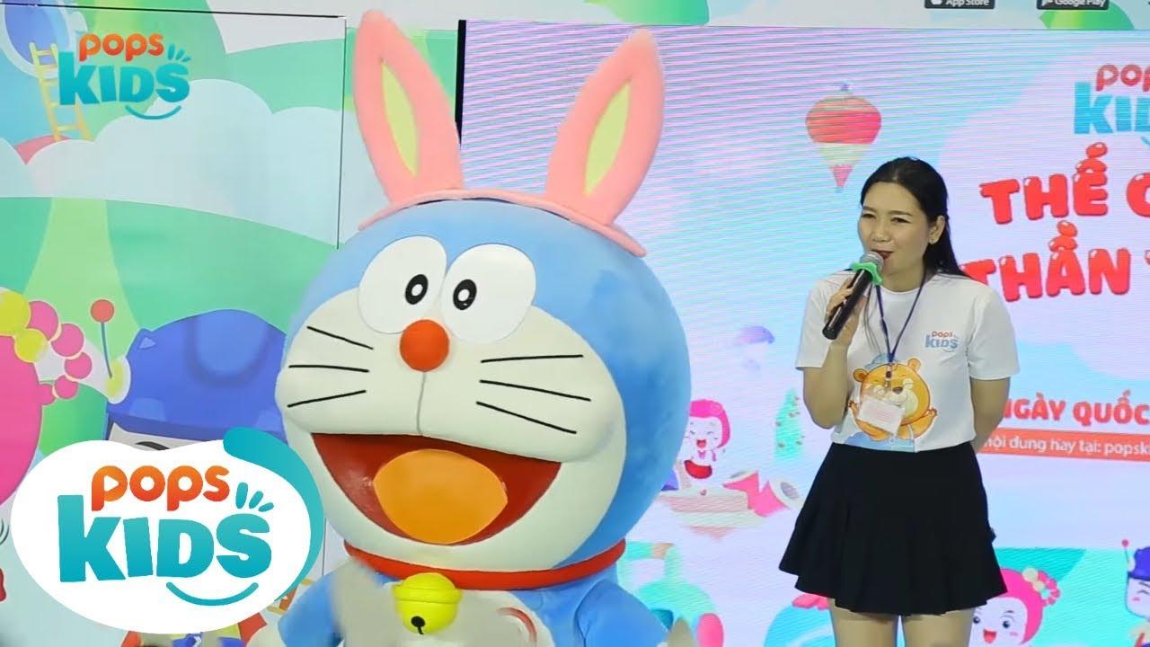 POPS Kids Thế Giới Thần Tiên - Event Mừng Quốc Tế Thiếu Nhi 16
