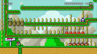 Speed Run by Nathan - SUPER MARIO MAKER - NO COMMENTARY