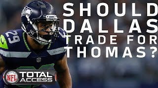 Should the Cowboys Trade for Earl Thomas? | NFL Network