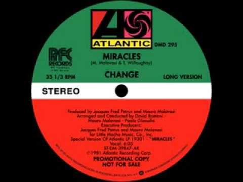 Change - Miracles (extended version)