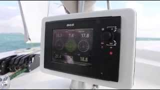 New Outremer 45 Test Sail