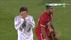 Deutschland -Türkei 1-1 (U21)