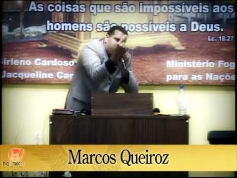 Pr Marcos Queiroz - Do Tanque ao Templo até o Arrebatamento