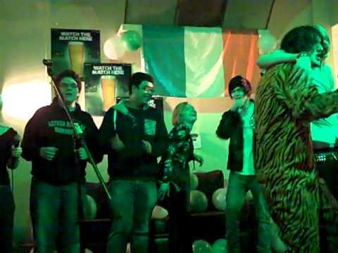 Morals Karaoke - Week 8 - Wheatley Crew - I believe in a thing called love