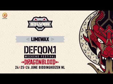 The colors of Defqon.1 2016 | SILVER mix by Limewax
