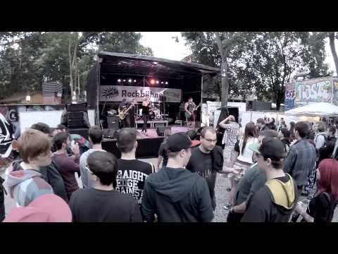 DRIVE - Leave ! - 13.06.2014 Live at Dresden BRN GoPro