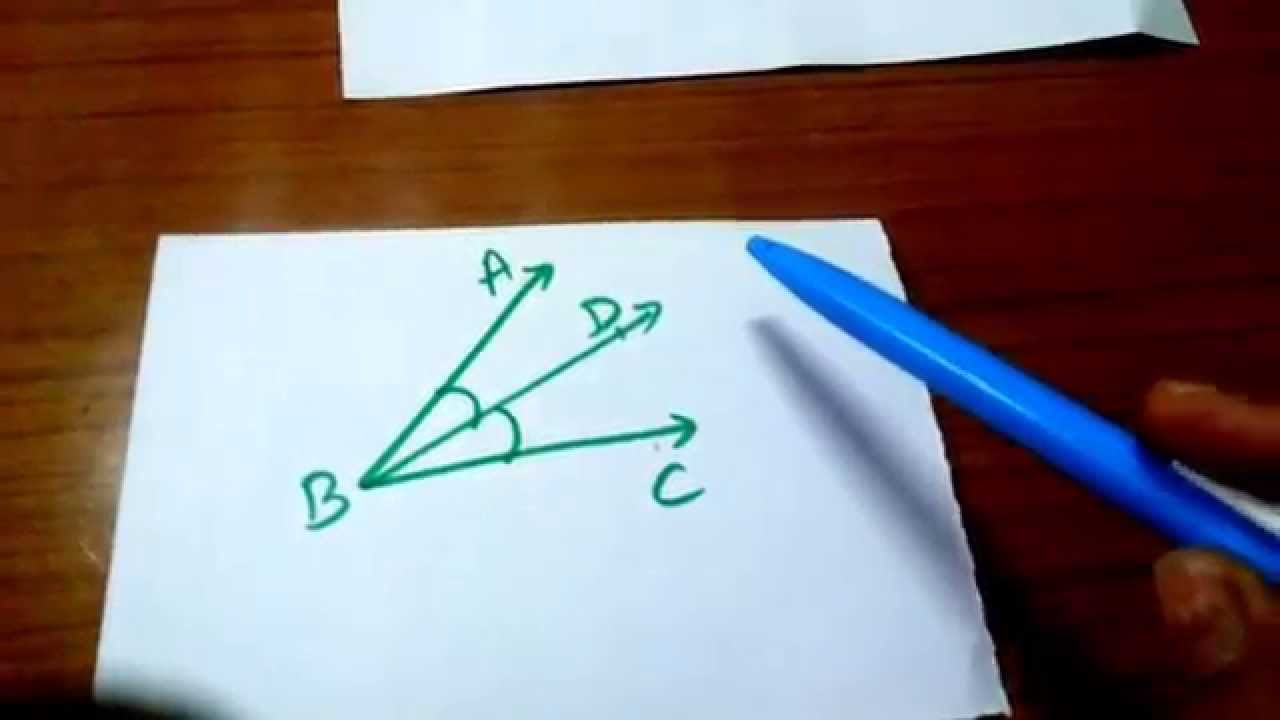 What are adjacent angles?